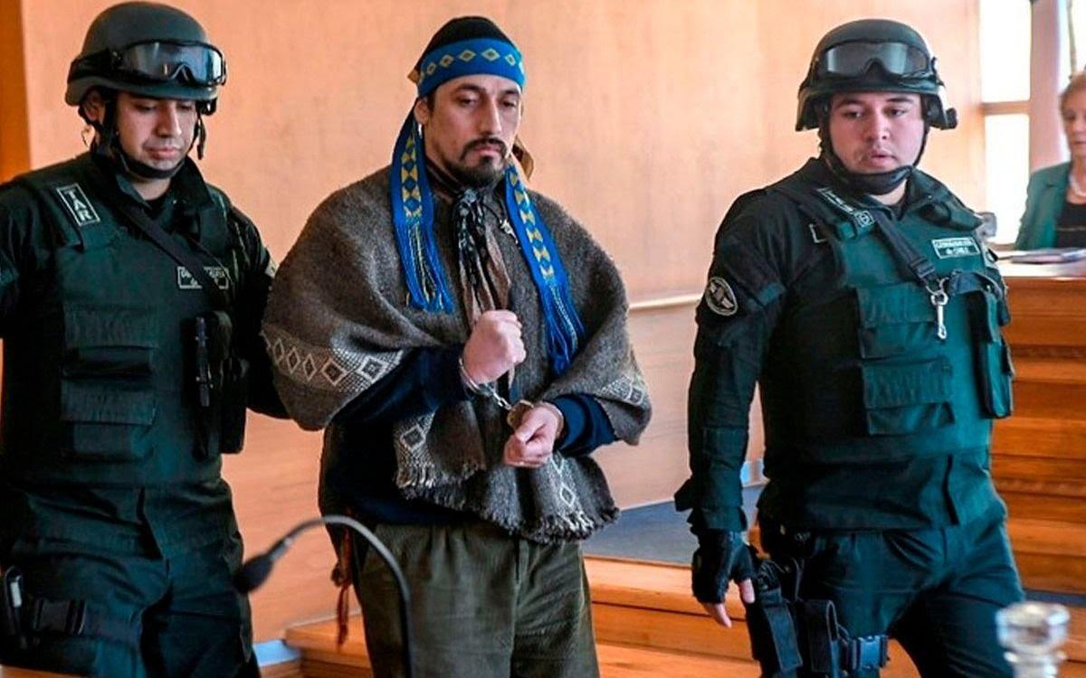 El Gobierno Argentino  aboga en Chile por la libertad condicional para el mapuche Facundo Jones Huala