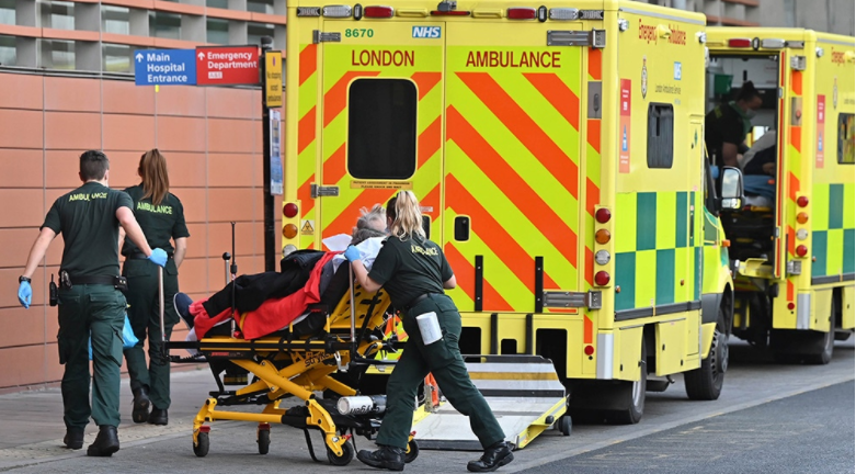 Un nuevo pico de 45 mil contagios preocupa a Gran Bretaña