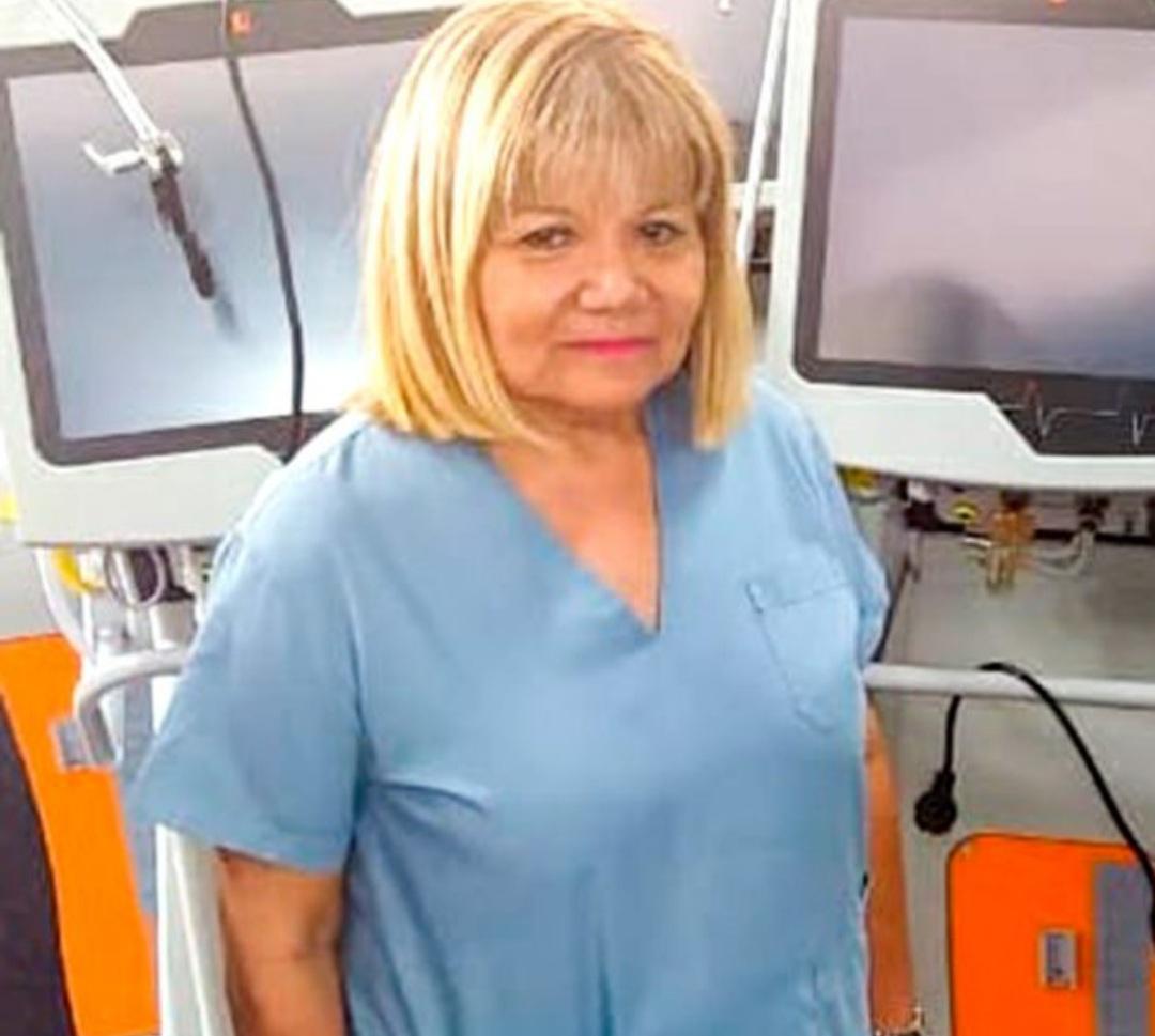 """Dra. Nancy Trejo: """"No tenemos pacientes con respirador por Covid-19"""""""