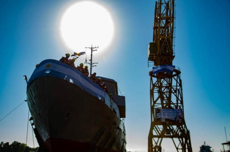 Polémica por el barco de Alex Kicillof: ahora desmienten que le falte el motor