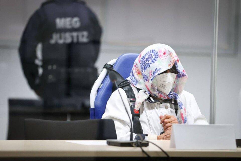 Arrancó el juicio contra una nazi de 96 años