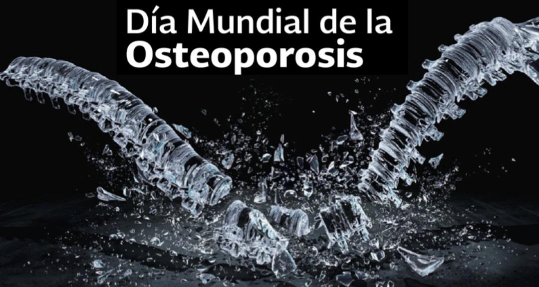 Se conmemora el Día Mundial de la Osteoporosis