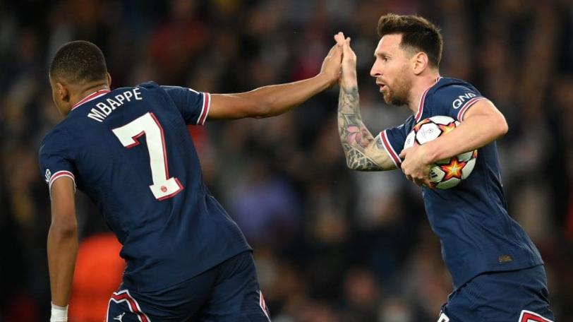 Messi rescató al PSG: doblete para la victoria ante Leipzig por Champions League
