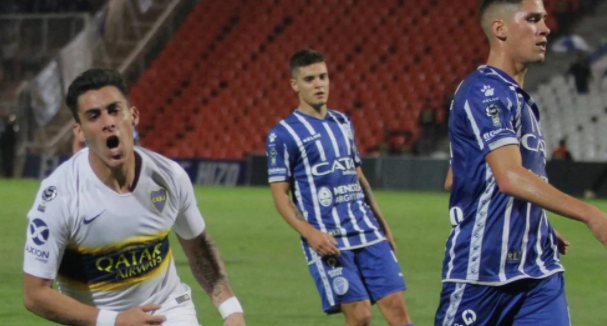 Boca recibe a Godoy Cruz obligado a ganar para acercarse a River