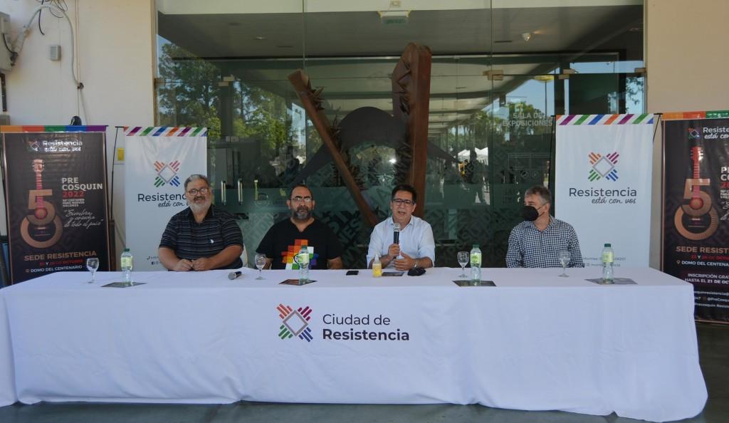 Este fin de semana se realizará en el Domo el Pre-Cosquín 2022, con entrada libre y gratuita