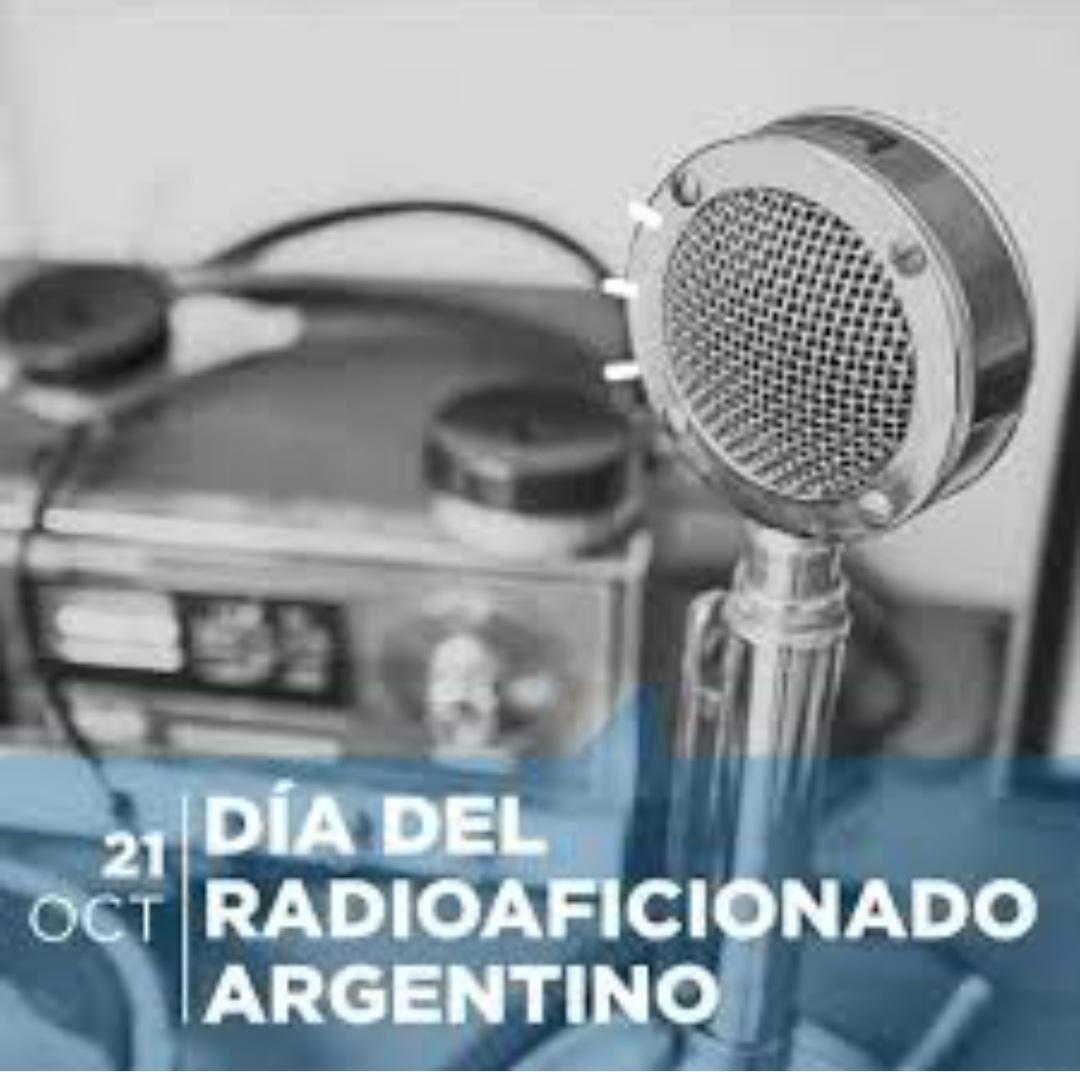 Día del Radioaficionado en Argentina