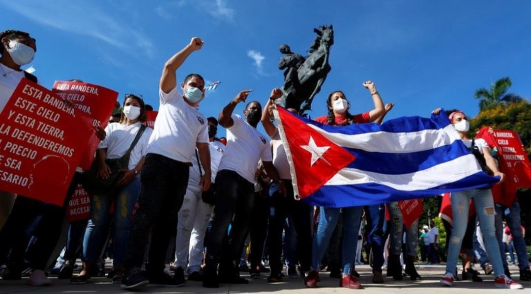 La dictadura cubana prepara festejos para el mismo día que la marcha pacífica opositora