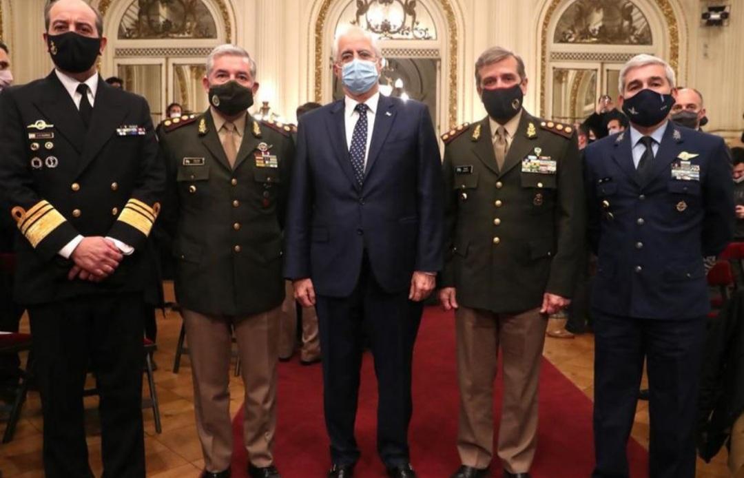 Descongelan el ascenso de 180 militares