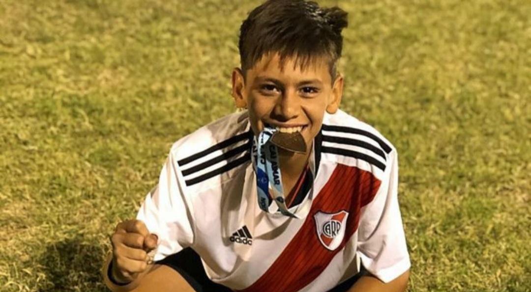 Joven chaqueño que juega en River, fue convocado para la selección de la Sub-17