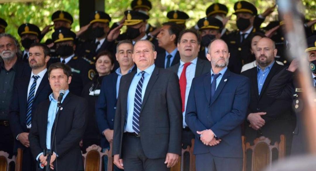 Alberto Fernández furioso con Berni