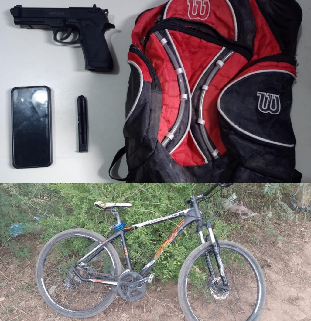 Un celular y una bicicleta fueron devueltos a sus dueños