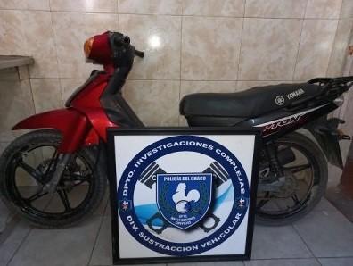 Operativos de prevención: recuperan cuatro motocicletas robadas