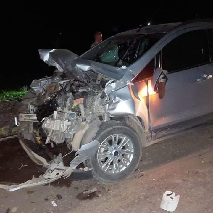 Accidente: Sólo queda una persona internada y el resto fue dado de alta