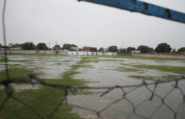 Por las condiciones climáticas La Liga Chaqueña suspendió los partidos