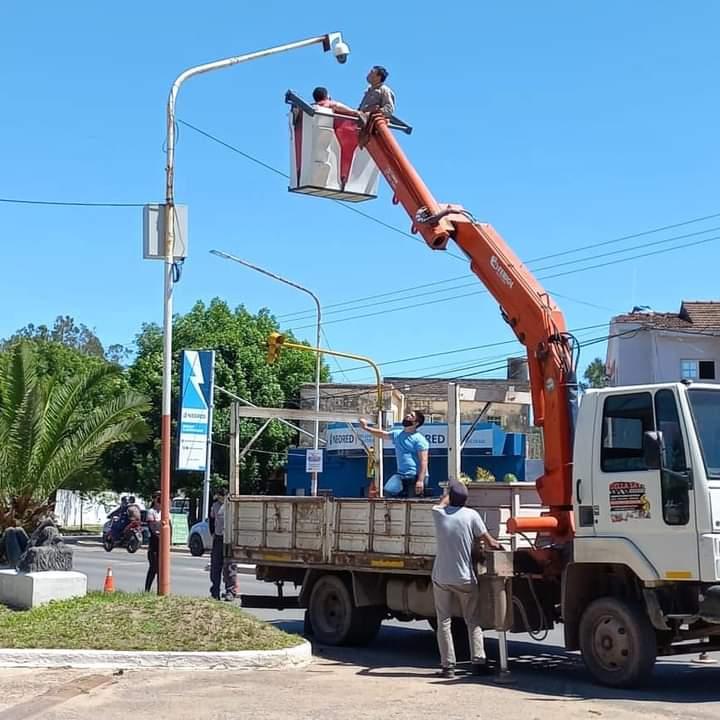 Gran inversión en tecnología y seguridad para Barranqueras