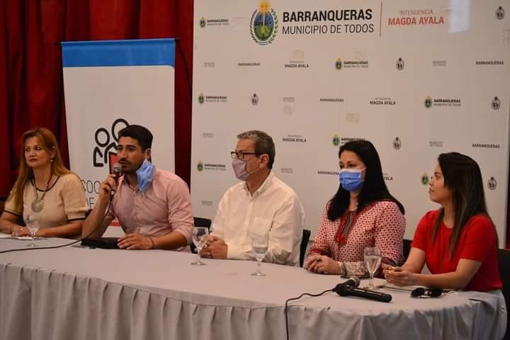 Mas y mejor educación en Barranqueras