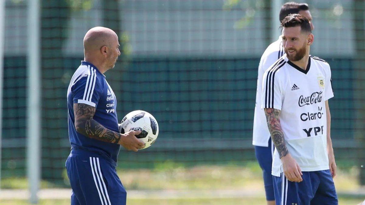 Messi se reencontrará con Sampaoli en su primer clásico por la Ligue 1 de Francia