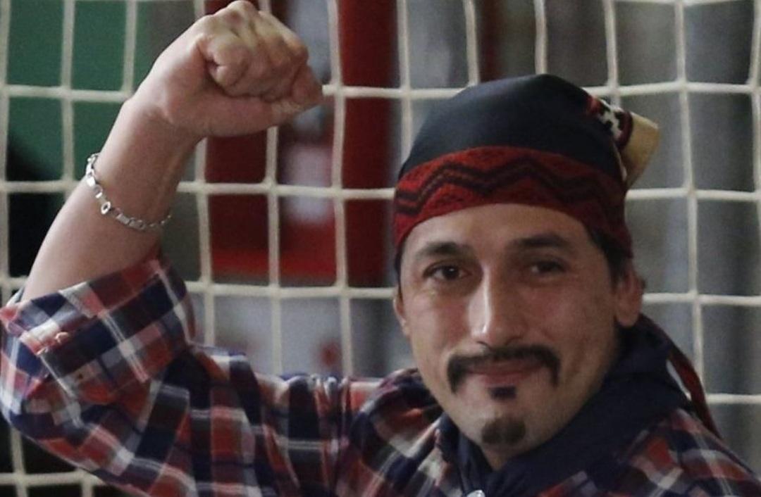Jones Huala publicó un comunicado contra el Gobierno y la oposición