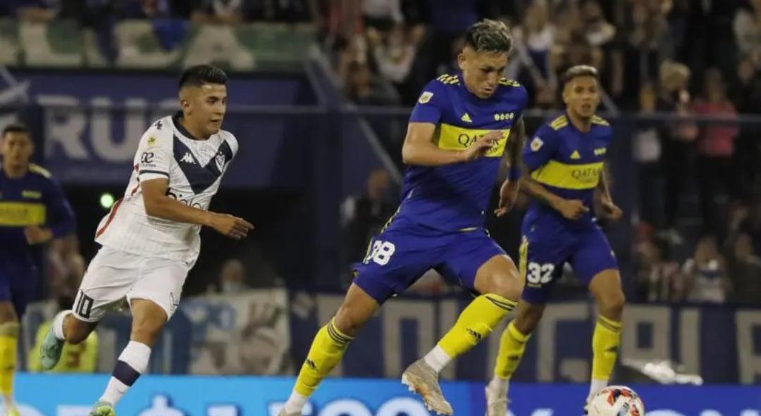 Vélez le ganó a Boca en Liniers