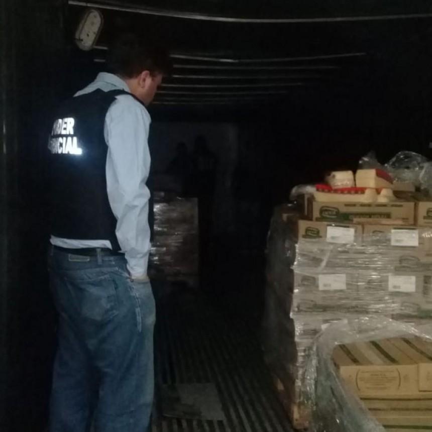 Dos detenidos más por el robo de leche del Ministerio de Salud