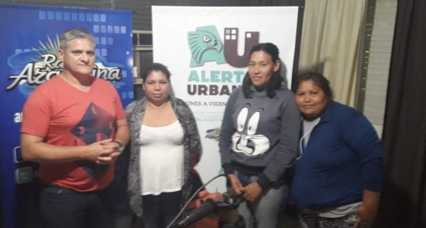 Denuncian a cooperativa por desalojo violento de viviendas en zona del Ex - Campo de Tiro.