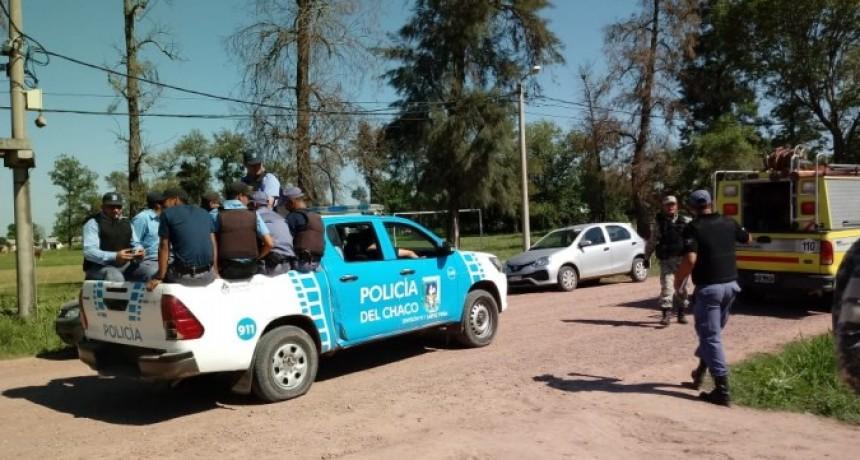Sáenz Peña: madre y dos hijas menores baleadas en su domicilio