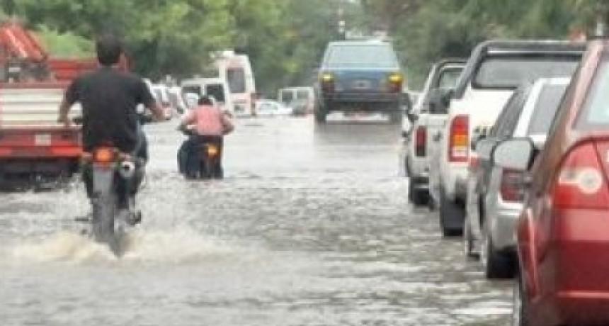El alerta meteorológico ya cesó y no se registraron mayores inconvenientes en Resistencia