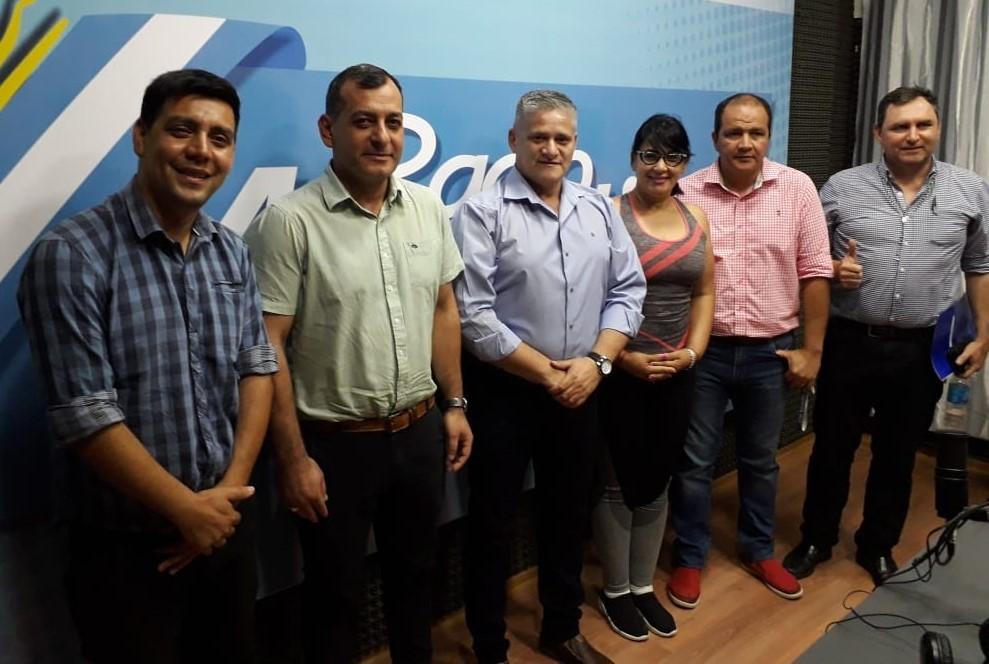 """Candidatos del Sindicato de Trabajadores Municipales: """"Somos la tercera fuerza"""""""