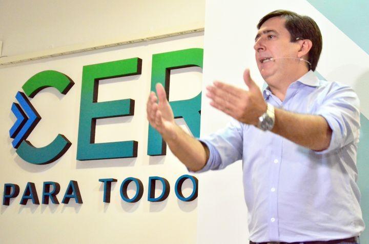 """Gustavo Martínez: """"Nuestra principal responsabilidad es cumplir con el ciudadano que nos elige"""""""
