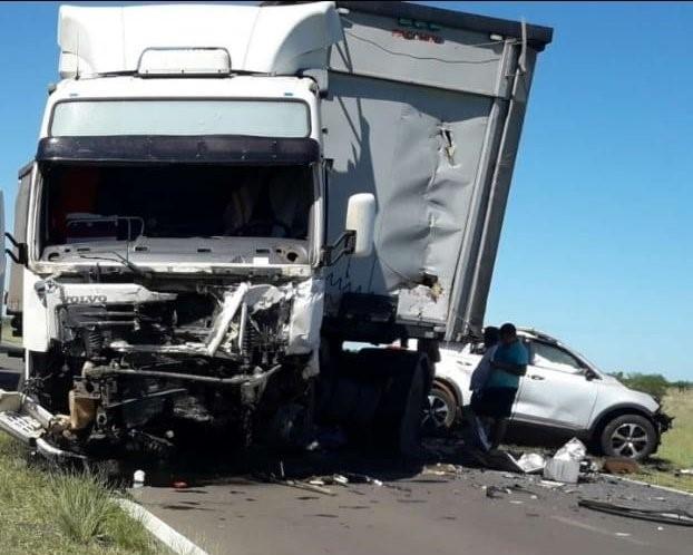 Corrientes: Accidente fatal en Paso de los Libres.