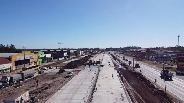 Autovía Ruta 11: el Municipio y Vialidad trabajarán en los desagües pluviales