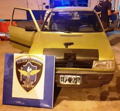 Detenidos al ser sorprendidos alcoholizados y armados por las calles de Sáenz Peña