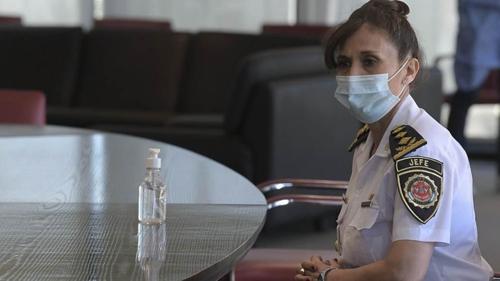 Relevan a la jefatura policial de Córdoba y por primera vez será conducida por una mujer