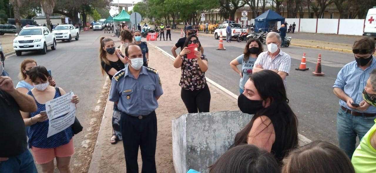 Puente interprovincial: movilizados promueven dos nuevas presentaciones judiciales y otra caravana