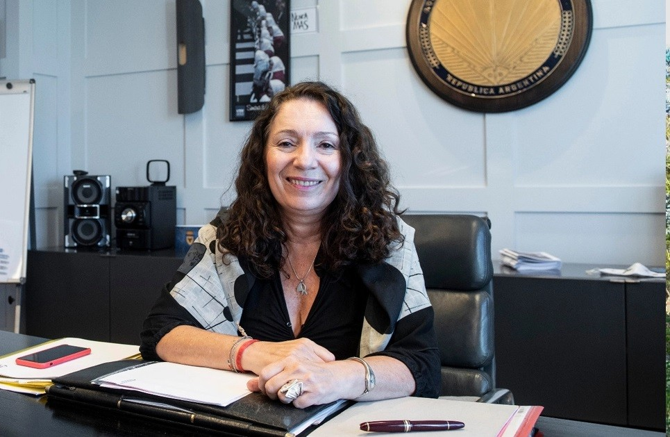 Cristina Caamaño resolvió que el personal de la AFI que no esté abocado a tareas de inteligencia use su nombre real