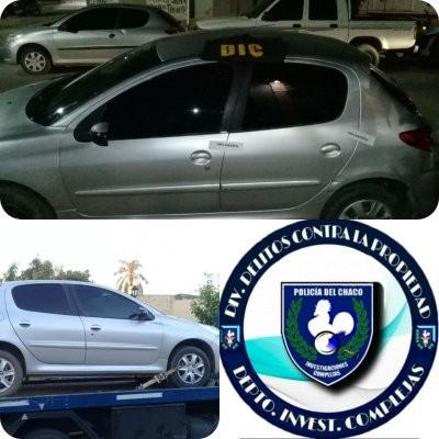 Investigaciones Complejas en diversos allanamientos secuestraron un automóvil y prendas de vestir