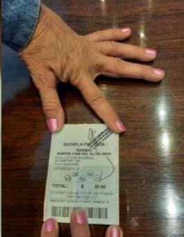 Sáenz Peña: una ama de casa fue la ganadora de los $8.000.000 de la Poceada.