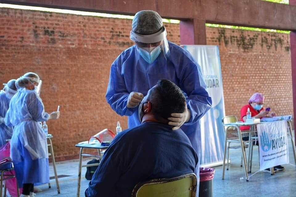 La Nación reporta otros 98 casos positivos de coronavirus en el Chaco