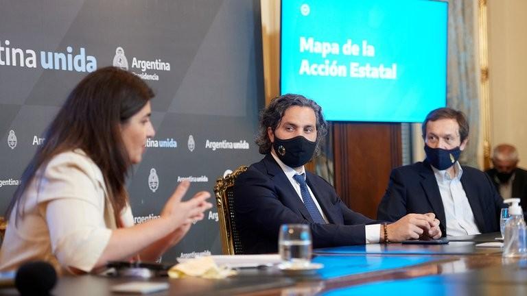 Después de las críticas de Cristina Kirchner, el Gobierno lanzó un sistema para poder controlar la gestión del Estado