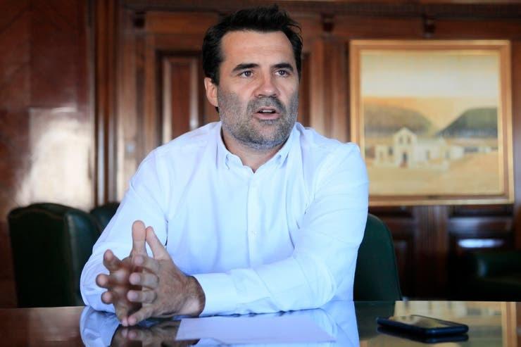 Darío Martínez, secretario de Energía: