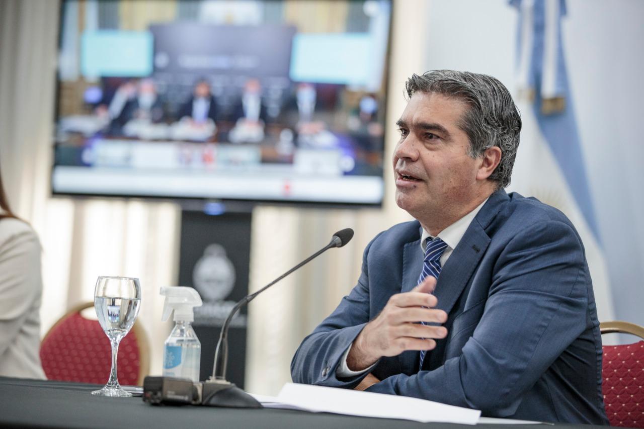 Capitanich confirmó el paso del Aislamiento al Distanciamiento Social, Preventivo y Obligatorio de todos los departamentos del Chaco