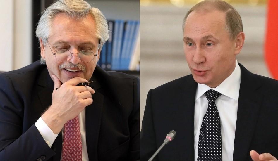 Todo listo para recibir la Sputnik V y también las inversiones rusas