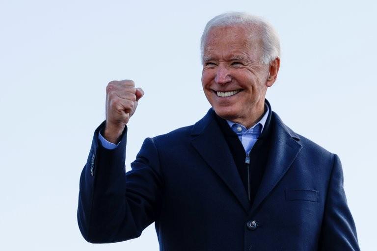 Joe Biden alcanzó los electores necesarios y será el presidente de los Estados Unidos