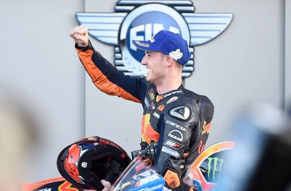 El mejor tiempo en Moto GP fue para Pol Espargaró