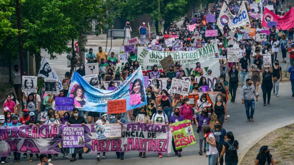 Femicidios en Jujuy: familiares de víctimas marcharán para reclamar justicia