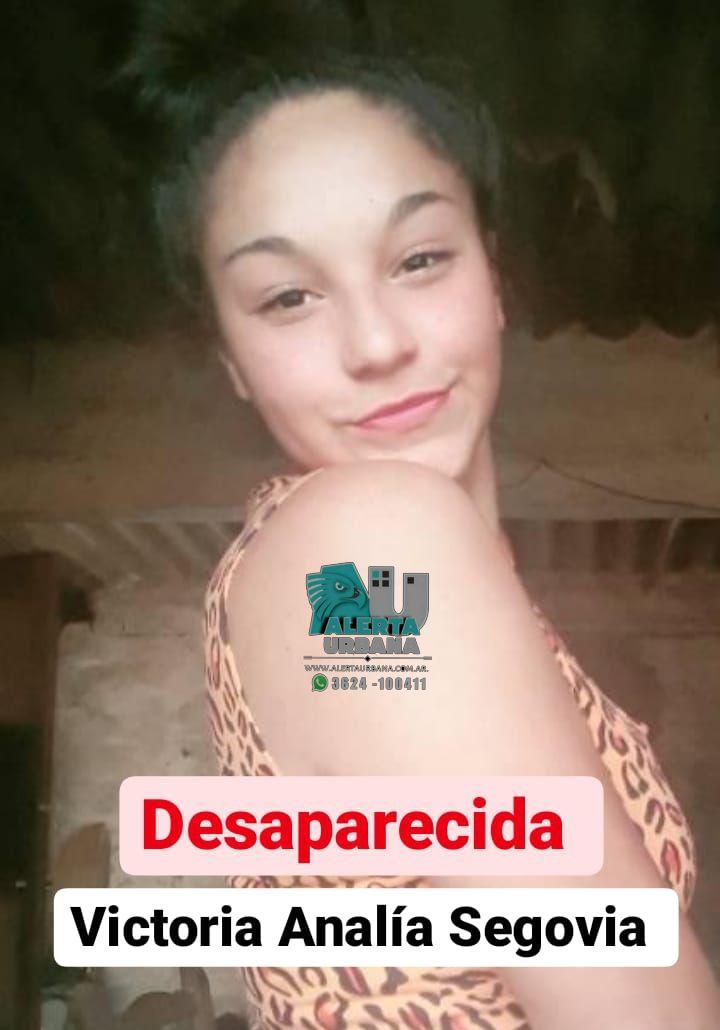 Puerto Vilelas: Se busca el paradero de Victoria Analía Segovia