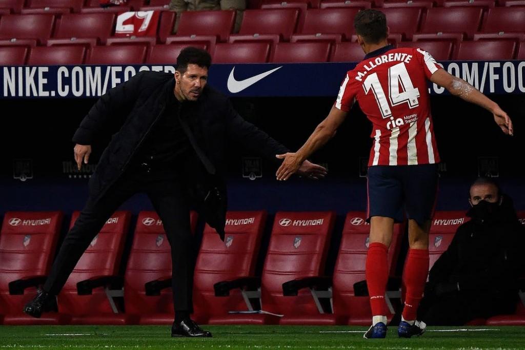 ¿Cholo ofensivo? El cambio de estilo de Simeone en Atlético del que se habla en España