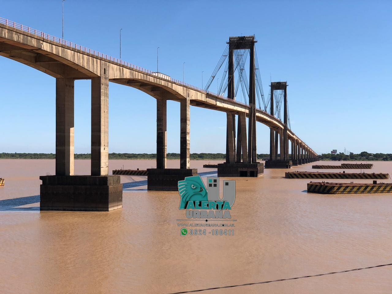 """""""Los medios de Corrientes nos cierran las puertas"""" afirman desde el grupo Liberen el puente"""