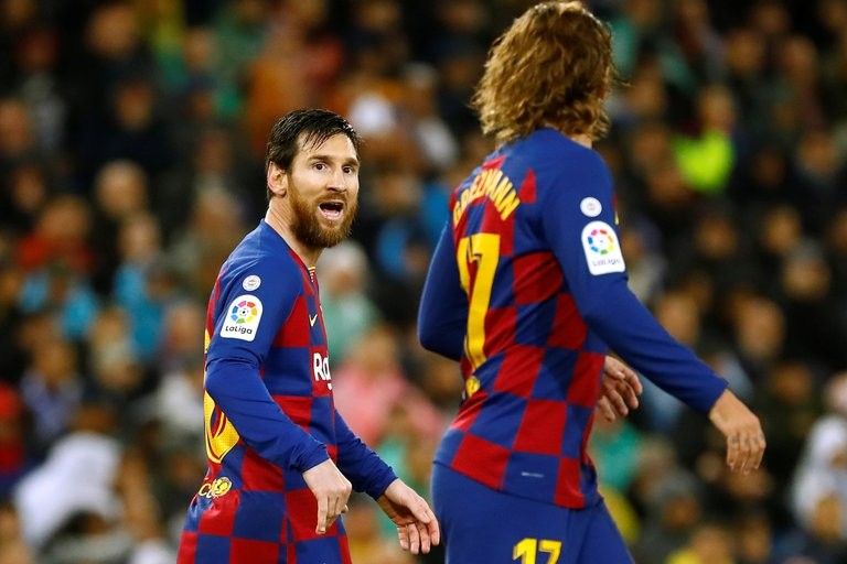 """Las duras acusaciones del mentor de Griezmann sobre su presente en el Barcelona: """"Messi es el régimen del terror"""""""