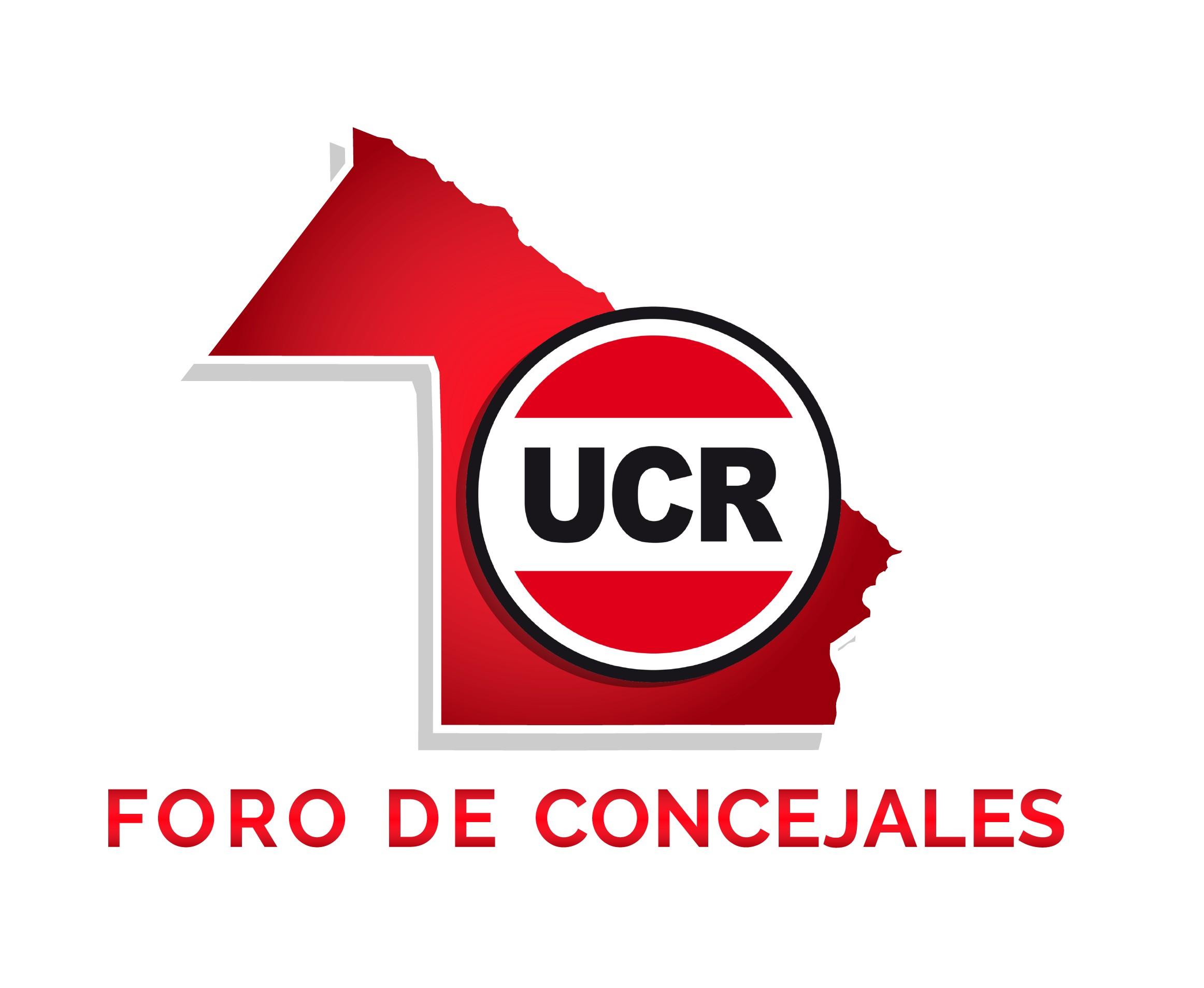 El Foro de Concejales de la UCR denunció que
